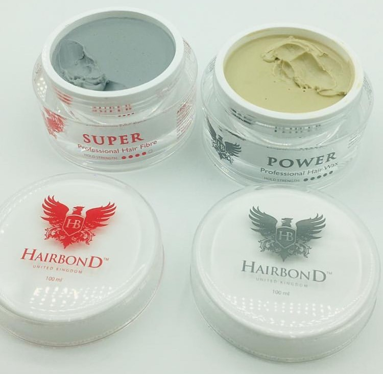 slick gorilla powder vs new hairbond super