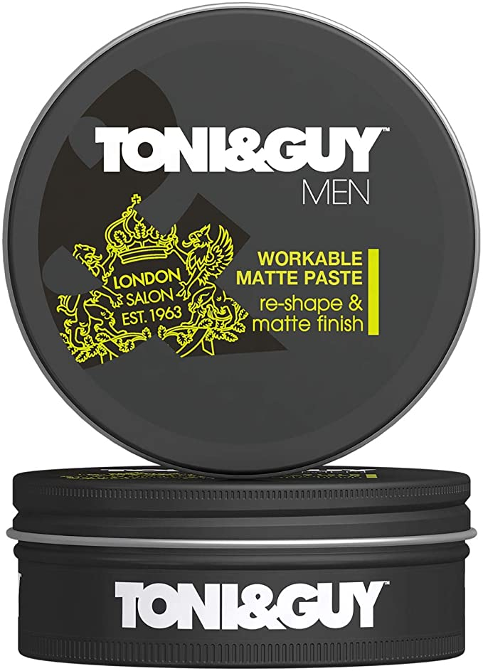 Toni & Guy Matte Paste VS Hairbond Mattifier